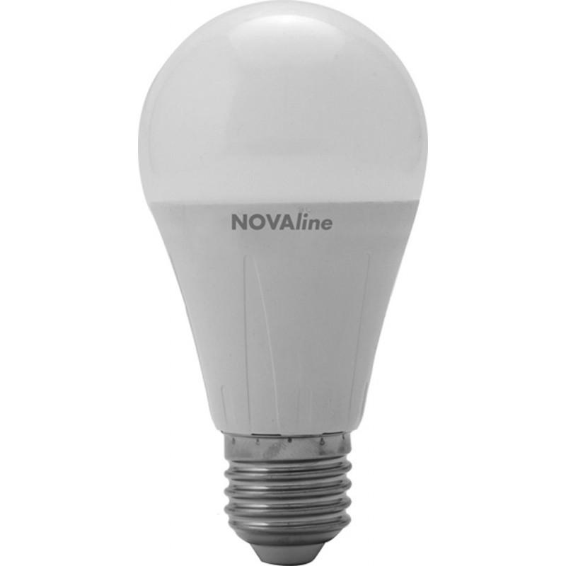 Lampadina NOVALINE LED Goccia attacco E27 E14 6W 10W calda ...