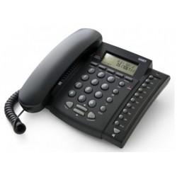 Telefono fisso multifunzione BCA Saiet NUOVO CONCERTO 2 ANTRACITE NERO
