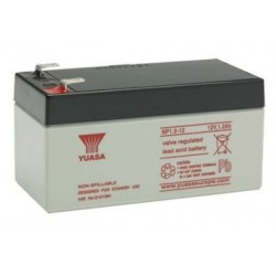 Batteria allarme YUASA SERIE NP Batteria NP 12 V – 1,2 Ah B1212Y
