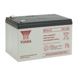 NP12-12 YUASA Batteria al piombo SERIE NP 12V – 12 Ah B12120Y