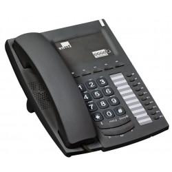 Telefono FISSO ESSETI BCA ST2010 NUOVO MODELLO DESIGN COLORE NERO GRAFITE