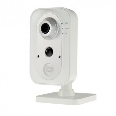 Telecamera IP Wi-Fi con PIR INFRAROSSO, registrazione SD 1.3 MEGAPIXEL con POE e AUDIO
