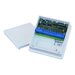 Modulo con 6 terminali di ingresso/uscita programmabili