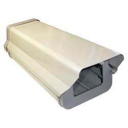 Custodia per Telecamera con Ventilazione e Riscaldamento Dimensioni esterne: 115 x 142 x 390mm