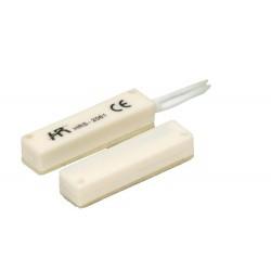 Contatto magnetico allarme micro in plastica per infissi in legno o alluminio