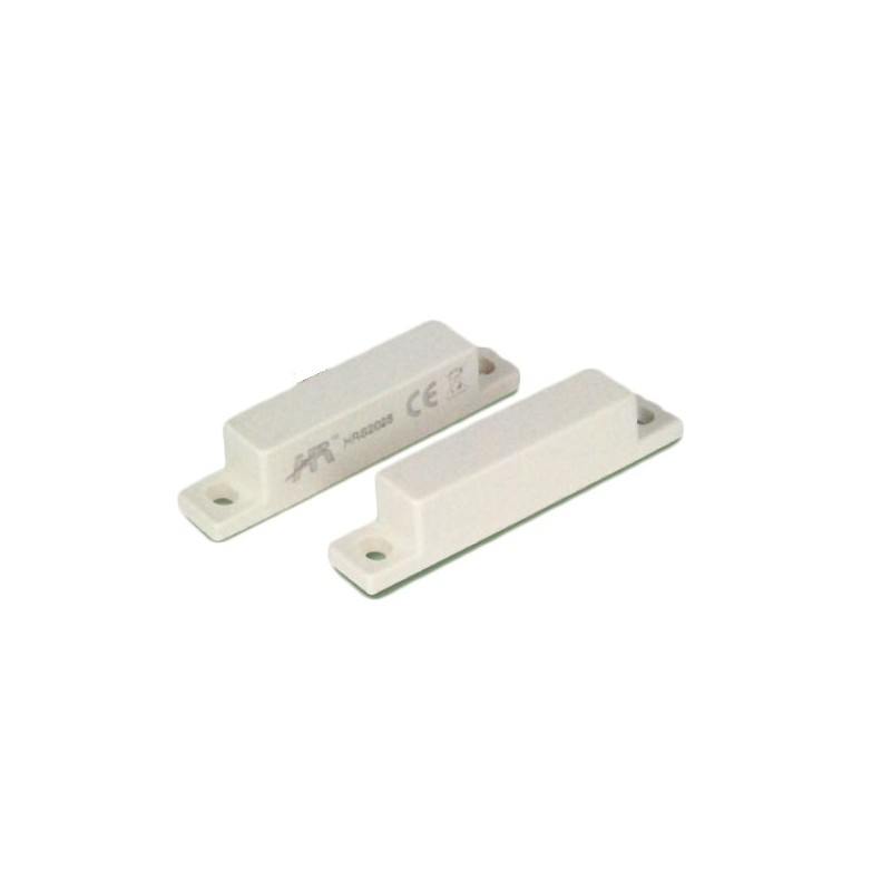 Hrs2025 contatto magnetico allarme porte e finestre legno pvc e alliminio - Finestre in legno o pvc ...