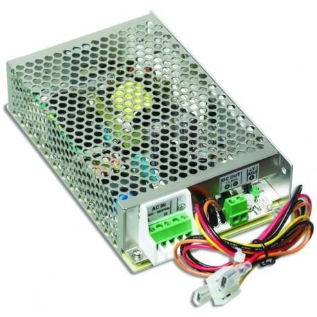 Alimentatore switching da 5Ah BENTEL BAQ60T12 per schede K8G e K32G e ABSOLUTA