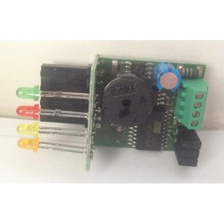 Scheda elettronica attivatore per centrali amc serie C-S-R400 PR-E