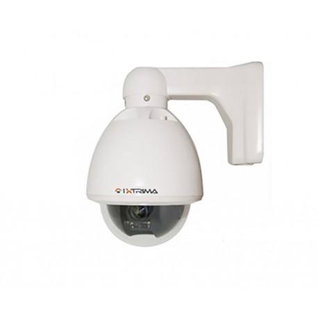 """Mini speed dome PTZ CCD 700 TVL 1/3"""" Sony 5-60mm 12X Effio-E OSD"""