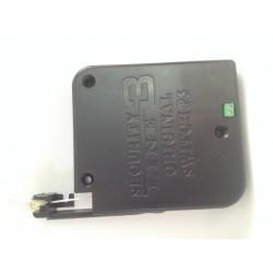 Contatto allarme a fune tapparella mini formato SWITCHP5 con braccio regolabile