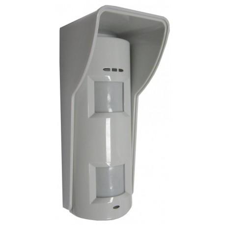 Sensore per esterno Pyronix XD10TT-AM tripla tecnologia 10mt montaggio fino a 2,4mt
