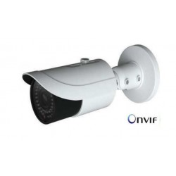 Telecamera bullet IP D/N 2 MPX HD 1920x1080, varifocal 2.8-12mm 30-50 mt, PoE
