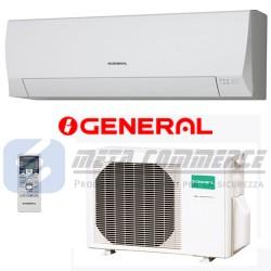 Climatizzatore condizionatore GENERAL ASHG12LLC monosplit inverter 12000 BTU A+