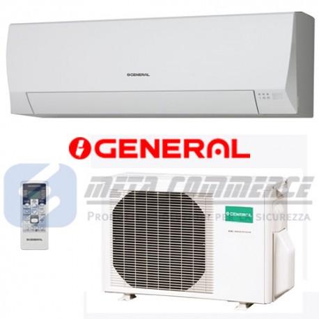 Climatizzatore GENERAL ASHG12LLC monosplit inverter 12000 BTU A+