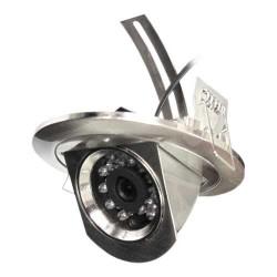 Telecamera Dome 3.6mm 1080p da incasso a soffitto HD-TVI, AHD, CVI, analogico