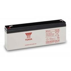 NP2.3-12 B1223Y Yuasa batteria al piombo allarme 12 V – 2,3 Ah