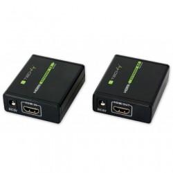 Extender prolunga HDMI Full HD 3D su cavo Cat. 5E/6/6A/7 fino 60 metri