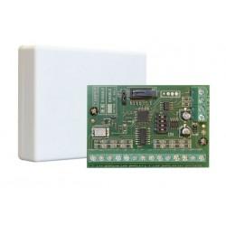 KX-IN AMC espansione 8 ingressi allarme per centrali serie X con contenitore protetto
