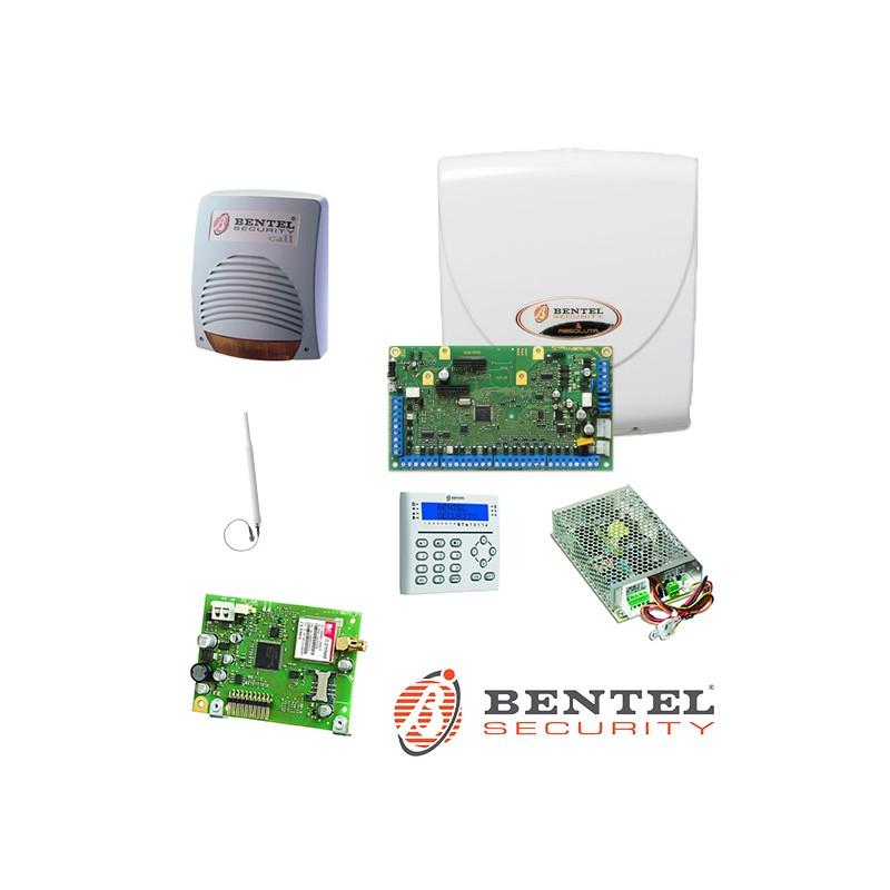 Abs 42 kit allarme bentel completo con gsm for Bentel absoluta 42 prezzo