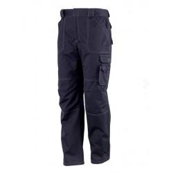Pantalone da lavoro multitasche porta cellulare e porta metro 280gr