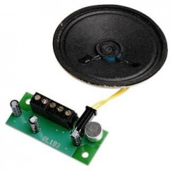 Modulo VOX-REM Bentel ascolto remoto per espansioni vocali NC2/VOX