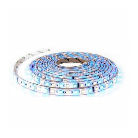 Striscia a led multicolori RGB VTAC 2155 5 mt da esterno IP65 300LED