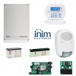 INIM SMARTLIVING 515 kit allarme casa completo con GSM NEXUS JOYGR IVY