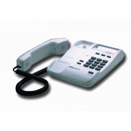 SIRIO 2000 VIEW Telefono telecom con ID chiamante colore bianco funzione clip