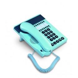 ST200S ESSETI Telefono fissoI BCA colore celeste cielo