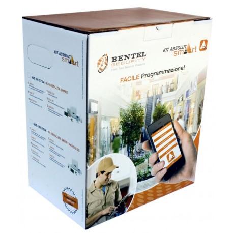 Kit allarme Bentel ABSOLUTA SMART ABS14 completo