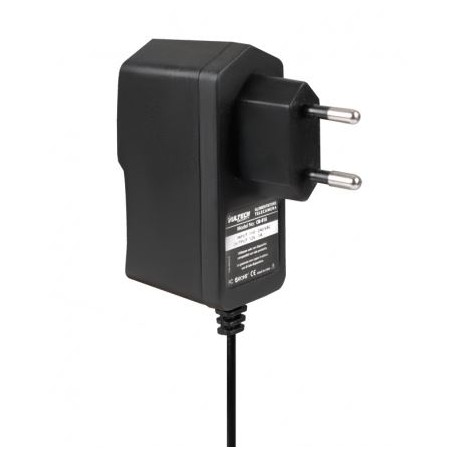 Alimentatore per telecamera videsorveglianza 12V 1A Vultech CM-01A 5,5X2.5