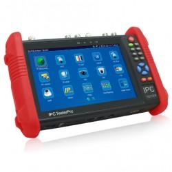 """Tester monitor per telecamere display touch 7"""" per AHD TVI CVI IP CVBS"""