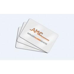 KX TAG AMC Attivatore tag scheda tessera per allarmi AMC SERIE X