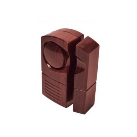 Contatto magnetico a batteria cicalino per finestre persiane camper tapparelle