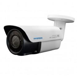Telecamera Bullet TVI AHD CVI 960H 2mpx varifocal 2.8-12mm IR fino a 40 metri