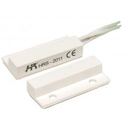 Contatto magnetico allarme per infissi in legno o alluminio