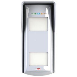 XDL12TT-AM Pyronix sensore allarme per esterno 12 metri tripla tecnologia pet immune