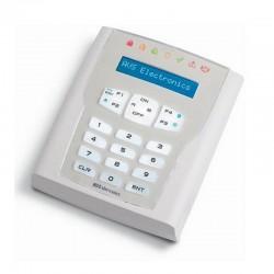 A500 AVS Tastiera allarme per centrali XTREAM lcd bianca