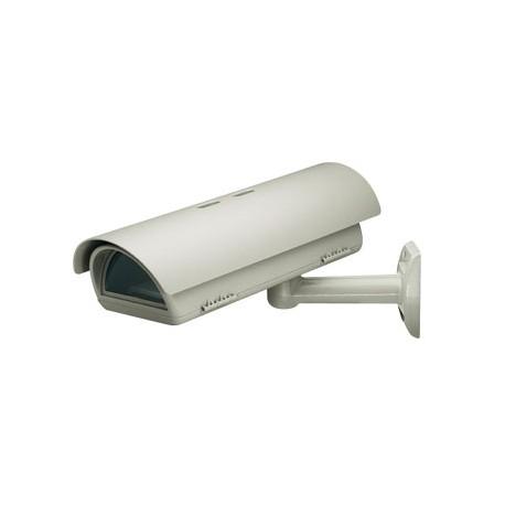KIt Custodia con braccio da esterno per telecamere 230Vac IP66, 400mm antivandalo