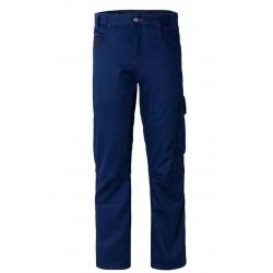 Pantalone da lavoro multitasche elasticizzato STIFFER due colori