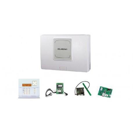 Kit allarme casa Elkron MP500/8 con GSM IMG500 e gestione tramite APP
