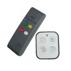 5524 PCK HT Silentron telecomando rolling code per centrali Silentron