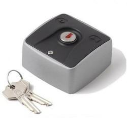 SELMEC/E1 selettore a chiave motore cancello telcoma cardin a parete per esterno
