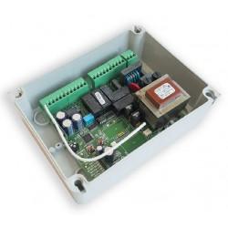 Seav LRS2150SET Centrale elettronica per cancelli a due ante con ricevente incorporata
