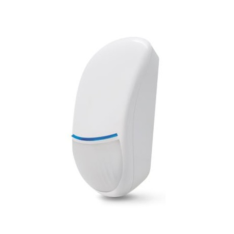DT1 AMC sensore allarme doppia tecnologia pet immune 15mt