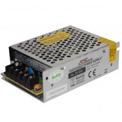 AL25SW alimentatore switching per centrali allarme AMC C24GSM e C64GSM plus