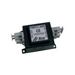 Trasformatore a morsetti per telecamera, 24Vac-2A