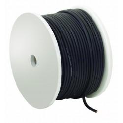 Cavo reti LAN non schermato UTP Categoria 5E, AWG 24, 4 cp, PVC doppia guaina P.E., nero. Acquistabile in bobina da 500 mt. (CAV