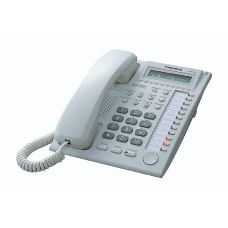 ST501 ESSETI Telefono fisso BCA montaggio a parete e tavolo