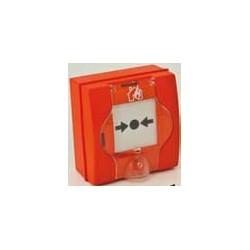 Pulsante riarmabile per sistema evacuazione DSE626 Domotec